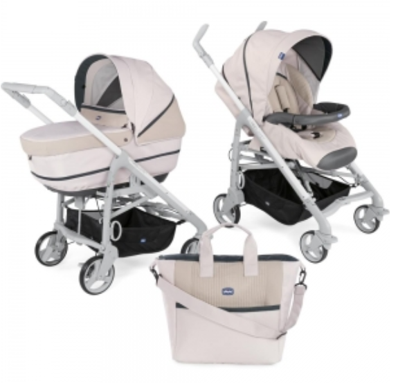 Carucior 2 in 1 Chicco Duo Love UP,